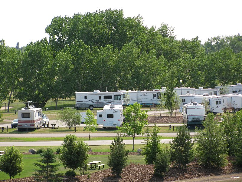Town of Stettler Campground